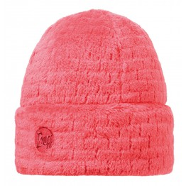 Buff Thermal Hat - Coral
