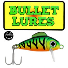 Bullet Lure - Fire Tiger