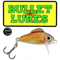 Bullet Lure - Gold Fish