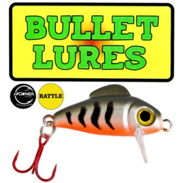 Bullet Lure - Pacey's Perch : Rattle