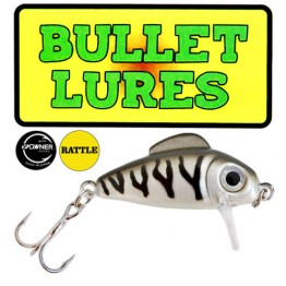 Bullet Lure - Pearl Perch : Rattle