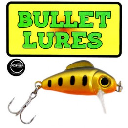 Bullet Lure - Yellow Pearl