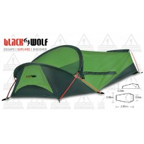 Black Wolf Cocoon Bivy Tent 1 Person - Green