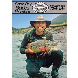 Single Day Guided Fly Fishing - One Person