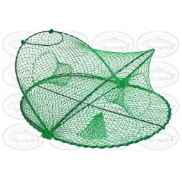 Cobalt Blue Crab Pot or Opera House Net