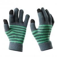 Vigilante Slipstream Glove - Touch Screen - Slate - Small/Medium