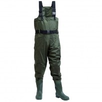 Kilwell Chest Wader PVC Olive