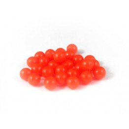 ClearDrift BC Orange UV 8mm Soft Egg