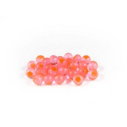Cleardrift Embryo Egg Candy Apple Orange Dot 6mm
