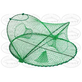 Cobalt Blue Crab Pot or Opera House Net