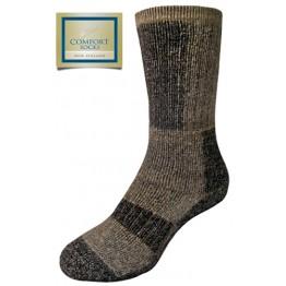 Comfort Sock Possum Merino Worker
