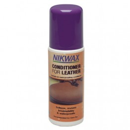 Nikwax Conditioner For Leather 125ml - Sponge On
