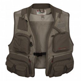 Redington First Run Fishing Vest - Grit/Terra