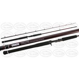 "Crucis Casti 7'10"" 2 Piece 6-8kg (71028) Baitcasting Rod"
