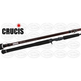 Crucis Casti 7' 2 Piece 6-8kg (7028) Baitcasting Rod