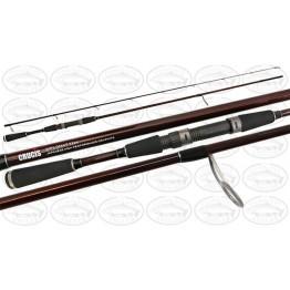 Crucis Diplomat 7'2' 2 Piece 2-4kg (7224) Spin Rod