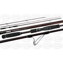 """Crucis EGI Ink 8'3"""" 2 Piece 2-5kg (832MH) EGI Spin Rod"""