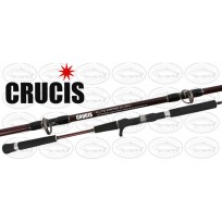"Crucis Elite Empire OH 541H 5'4"" 1 Piece 24-37kg Cast Rod"