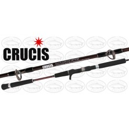 Crucis Elite Empire OH 541M Jig Rod 30-50lb Rated