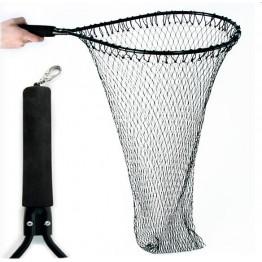 Kilwell Black Frame Trout Landing Net 66cm