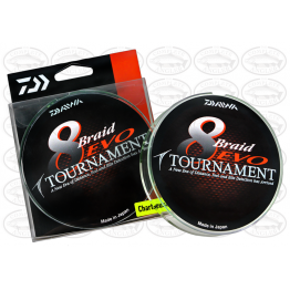 Daiwa Evo Tournament 10-20lb 150m Braid