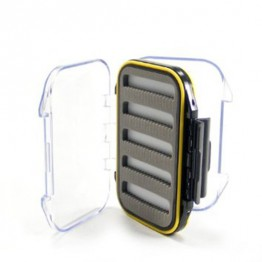 Double Sided Transparent Small Fly Box