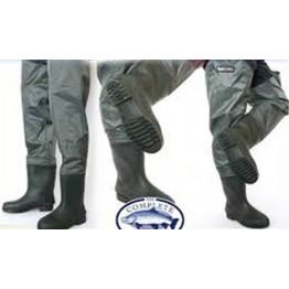 Baktrac PVC Hip Waders Size 7-13
