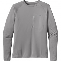 Patagonia Men's Sunshade Crew - Drifter Grey