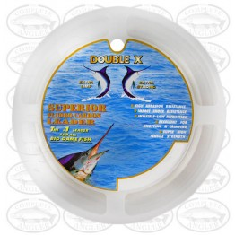 Double X Fluorocarbon 50m 30lbs