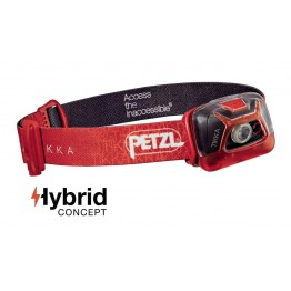 Petzl Tikka 200 Lumens Headlamp - Red