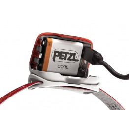 Petzl Actik Core 350 Headlamp Black