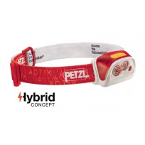 Petzl Actik Core 350 Headlamp Red