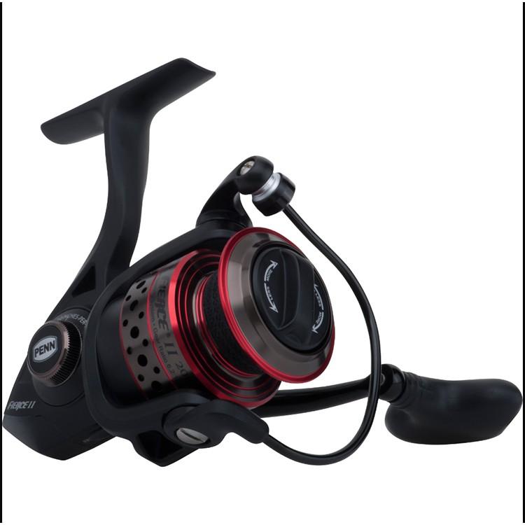 Buy Penn Fierce Ii 5000 Spinning Reel Complete Angler Nz