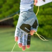 Buff Eclipse Gloves - Bonefish