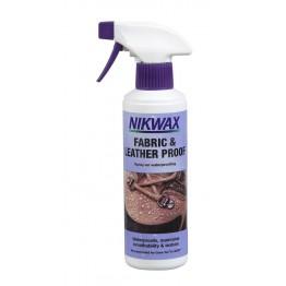 Nikwax Fabric & Leather Proof 125ml - Spray On