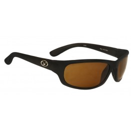 Flying Fisherman Maui Polarised Amber Polycarbonate Lens Sunglasses