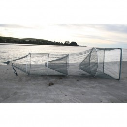 Fishfighter Whitebait Net Southland Sock With Two Traps 3.4m