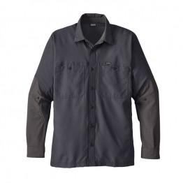 Patagonia Men s Lightweight Field Shirt - Forge Grey