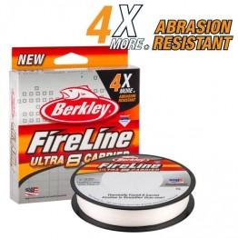 Berkley Fireline Ultra 8 6-20lb 150m Crystal Braid