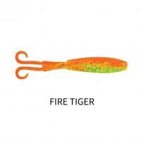 """Berkley Gulp Saltwater Twin Tail Minnow 3"""" - Firetiger"""