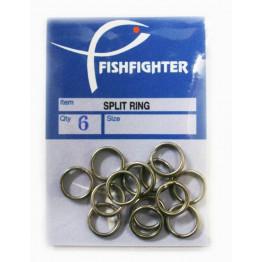 Fishfighter Split Rings #10