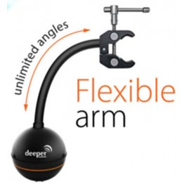Deeper Fishfinder Flexible Arm Mount