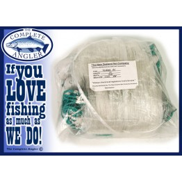 NZ Nets Flounder Net 30m Monofilament