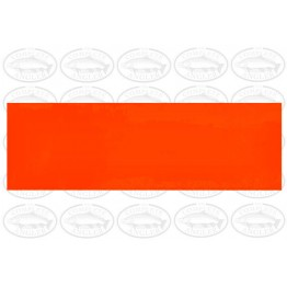Prism Tape 1.8m - Fluro Orange Carrot