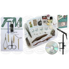 The Ultimate Fly Tying Kit Starter Pack