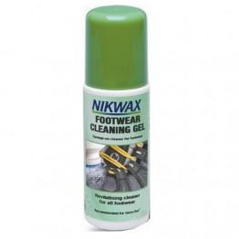 Nikwax Footwear Cleaning Gel 125ml - Sponge On
