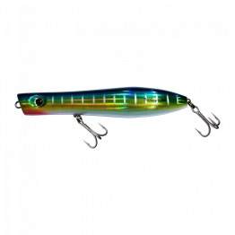 Gillies Bluewater 16.3cm 68g Yellowfin Popper Lure