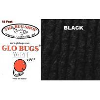 Glo Bug Yarn 15ft Black Colour