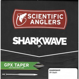 Scientific Anglers Sharkwave GPX WF8F Stealth Fly Line