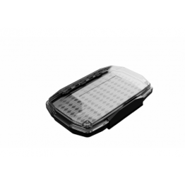 Umpqua HD Waterproof Premium Fly Box - Grey - Medium